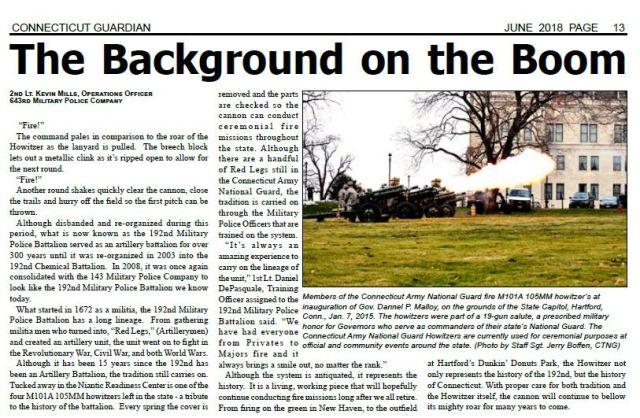 Howitzer Article